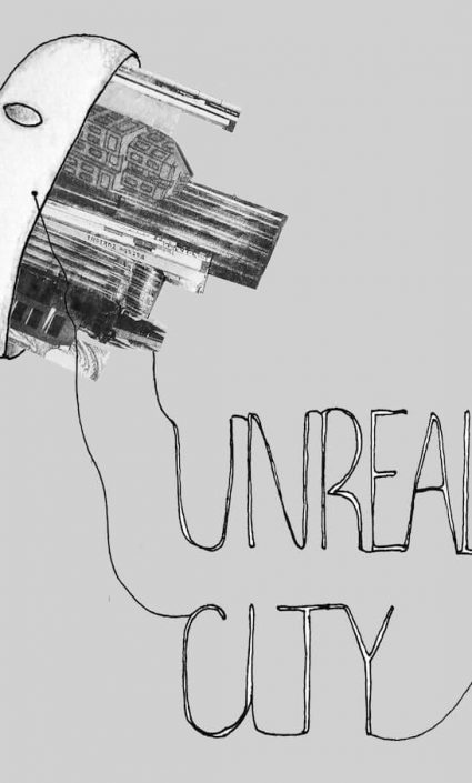 Unreal City: A Fragmented Souls Production - John Crutchfield
